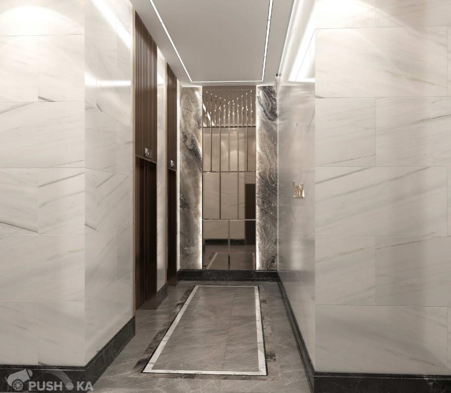Продаётся 2-комнатная квартира в новостройке 47.0 кв.м. этаж 9/15 за 15 400 000 руб