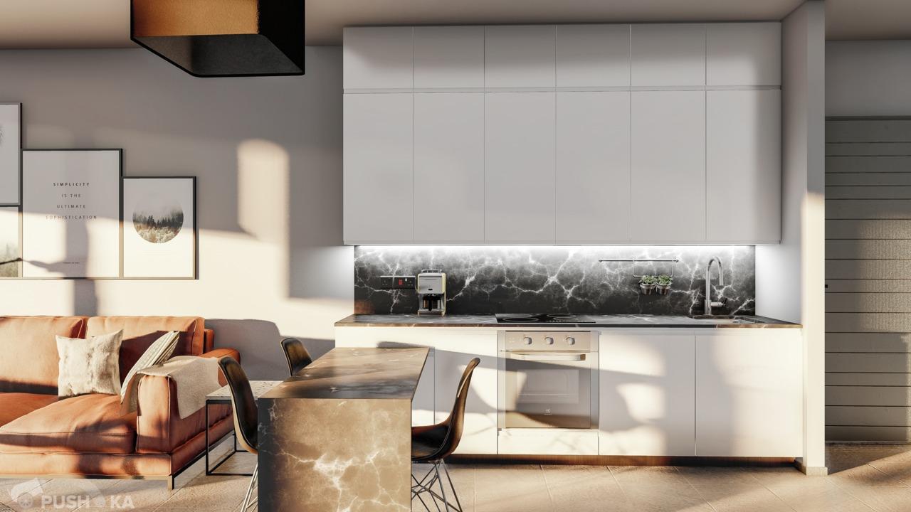 Продаётся 1-комнатная квартира в новостройке 60.0 кв.м. этаж 1/1 за 0 EUR