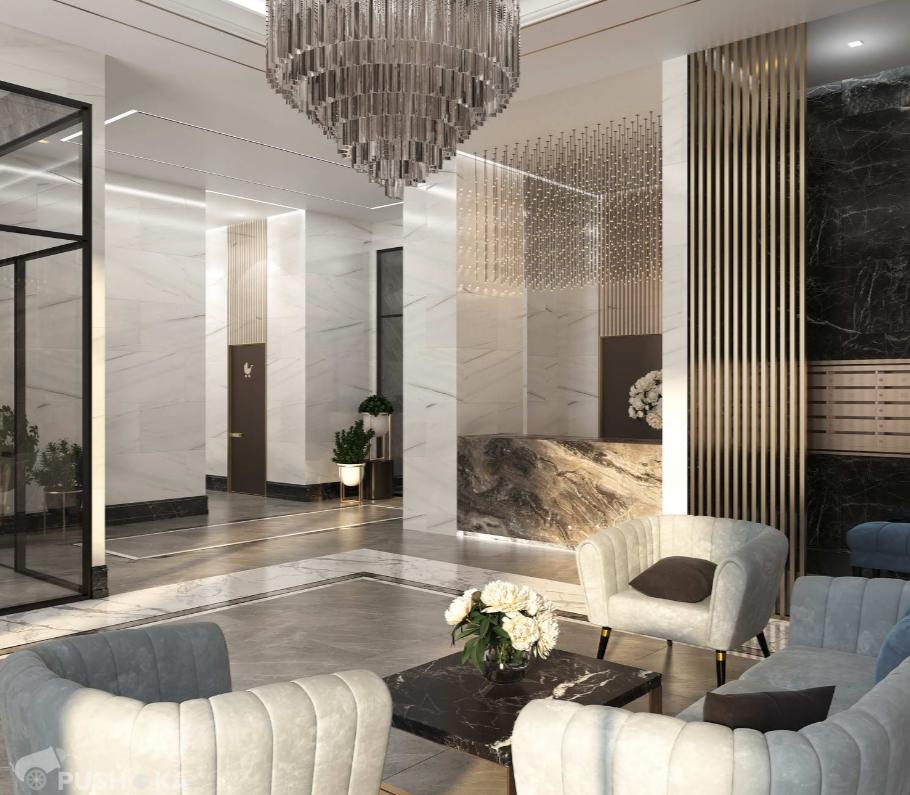 Продаётся 1-комнатная квартира в новостройке 40.0 кв.м. этаж 10/20 за 15 700 000 руб