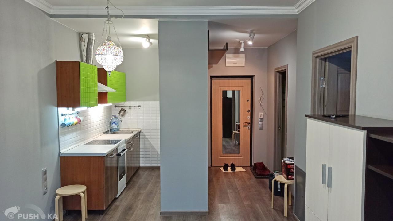 Продаётся 1-комнатная квартира 33.2 кв.м. этаж 17/22 за 6 400 000 руб