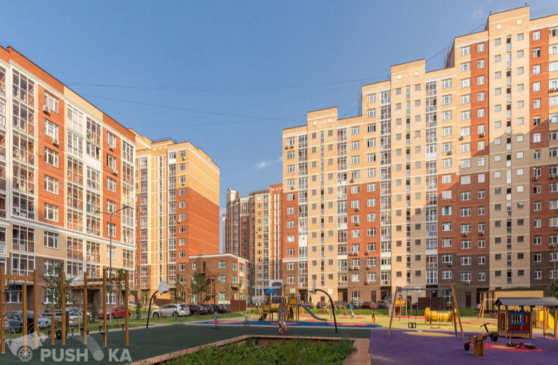Продаётся 1-комнатная квартира в новостройке 29.0 кв.м. этаж 13/15 за 6 850 000 руб