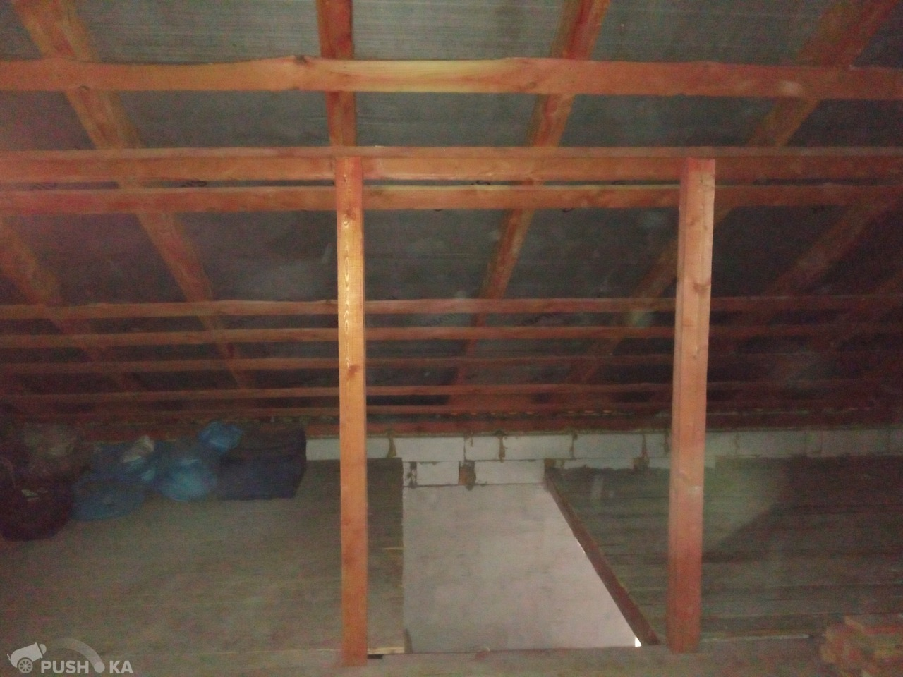 Продаётся 2-комнатная квартира 54.5 кв.м. этаж 3/3 за 3 300 000 руб