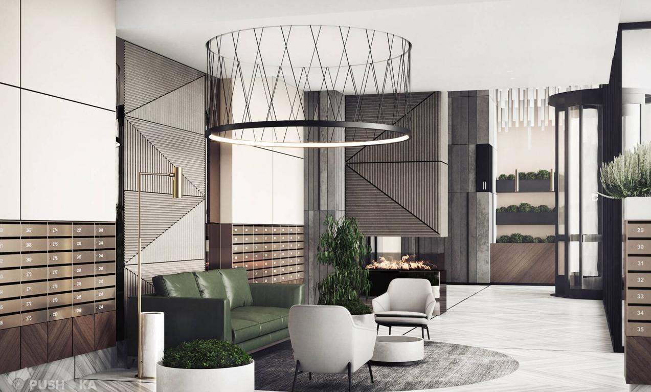 Продаётся 3-комнатная квартира 107.0 кв.м. этаж 8/52 за 35 500 000 руб