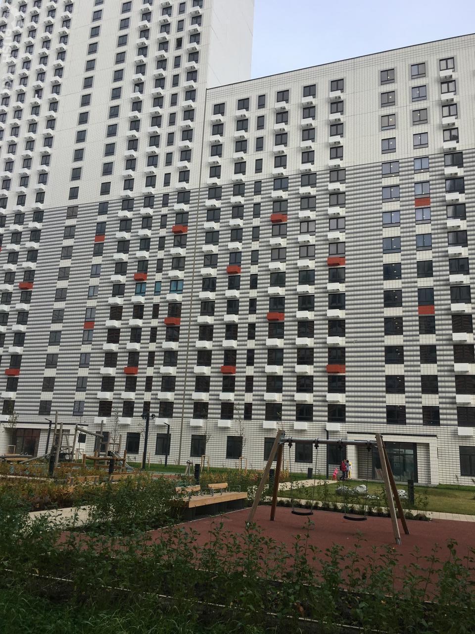 Продаётся 1-комнатная квартира 34.4 кв.м. этаж 5/15 за 5 600 000 руб