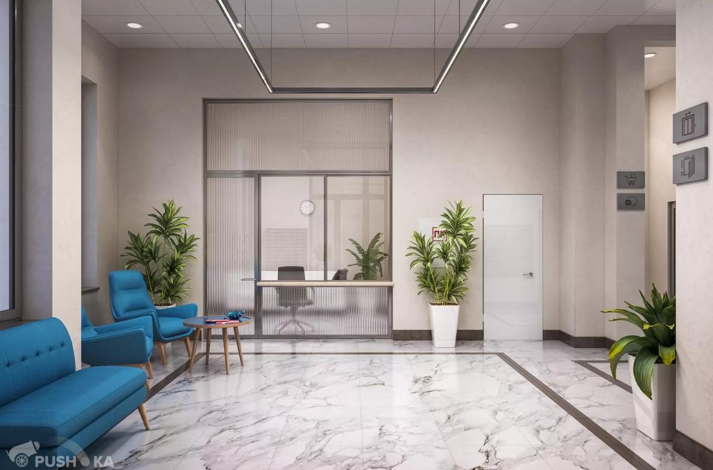 Продаётся 3-комнатная квартира в новостройке 58.0 кв.м. этаж 4/14 за 10 000 000 руб