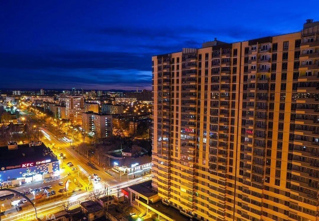 Продаётся 2-комнатная квартира в новостройке 58.0 кв.м. этаж 23/24 за 3 900 000 руб
