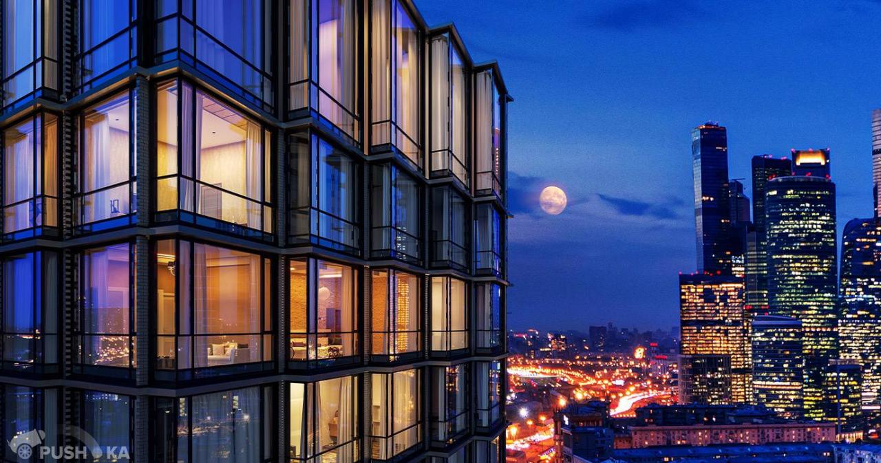 Продаётся 3-комнатная квартира в новостройке 74.0 кв.м. этаж 4/41 за 28 200 000 руб
