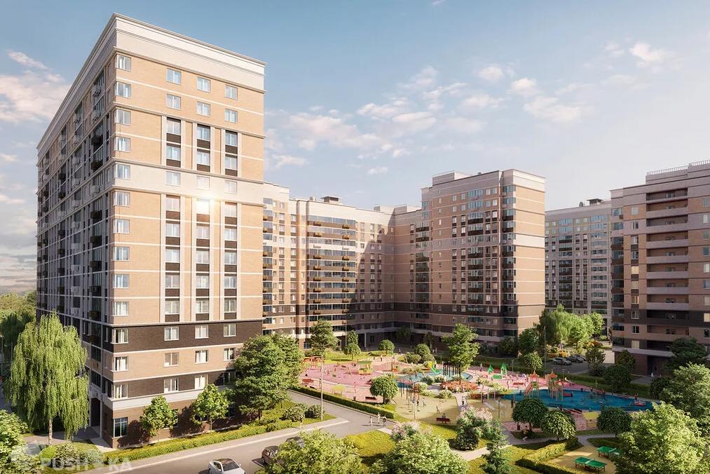 Продаётся 1-комнатная квартира в новостройке 31.0 кв.м. этаж 2/14 за 6 400 000 руб