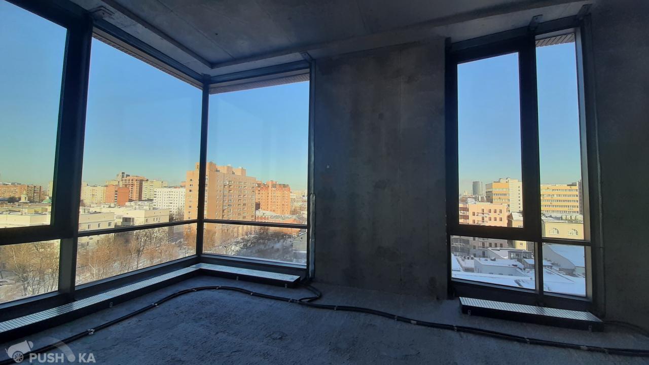 Продаётся 3-комнатная квартира в новостройке 100.0 кв.м. этаж 2/10 за 46 840 000 руб