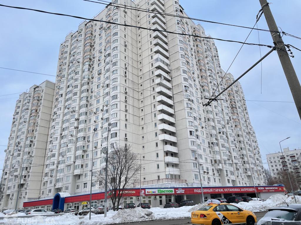Продаётся 3-комнатная квартира 95.6 кв.м. этаж 8/23 за 25 000 000 руб