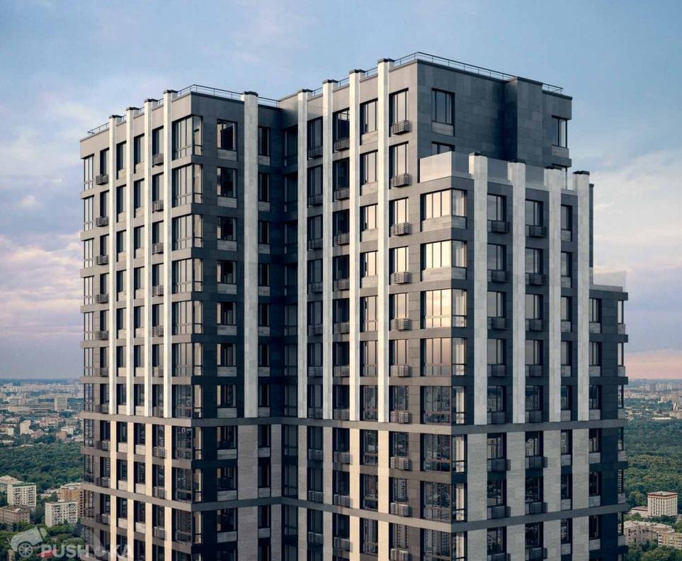 Продаётся 3-комнатная квартира в новостройке 105.0 кв.м. этаж 16/26 за 38 600 000 руб