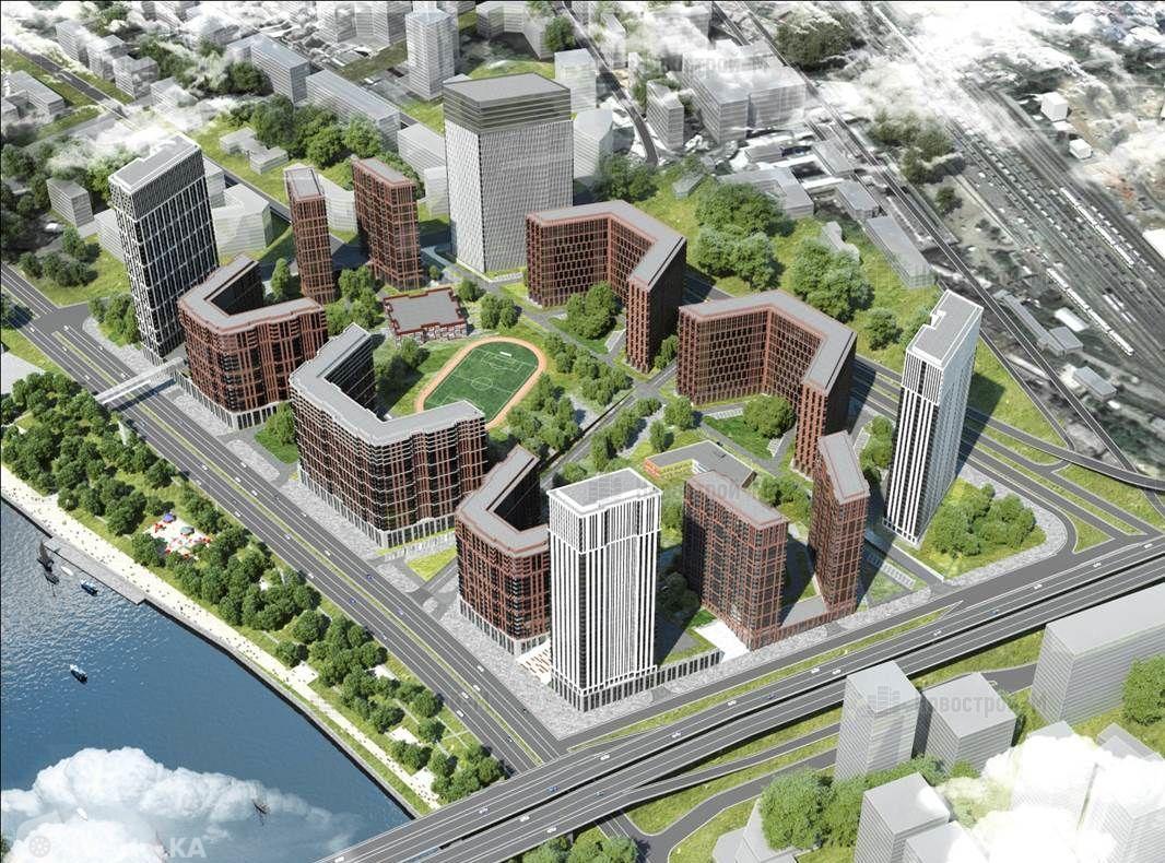 Продаётся  квартира-студия 33.2 кв.м. этаж 8/43 за 12 150 000 руб