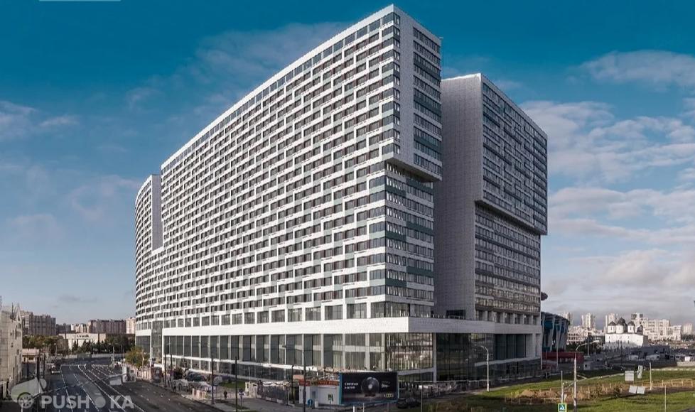 Продаётся 3-комнатная квартира 106.0 кв.м. этаж 10/20 за 34 000 000 руб