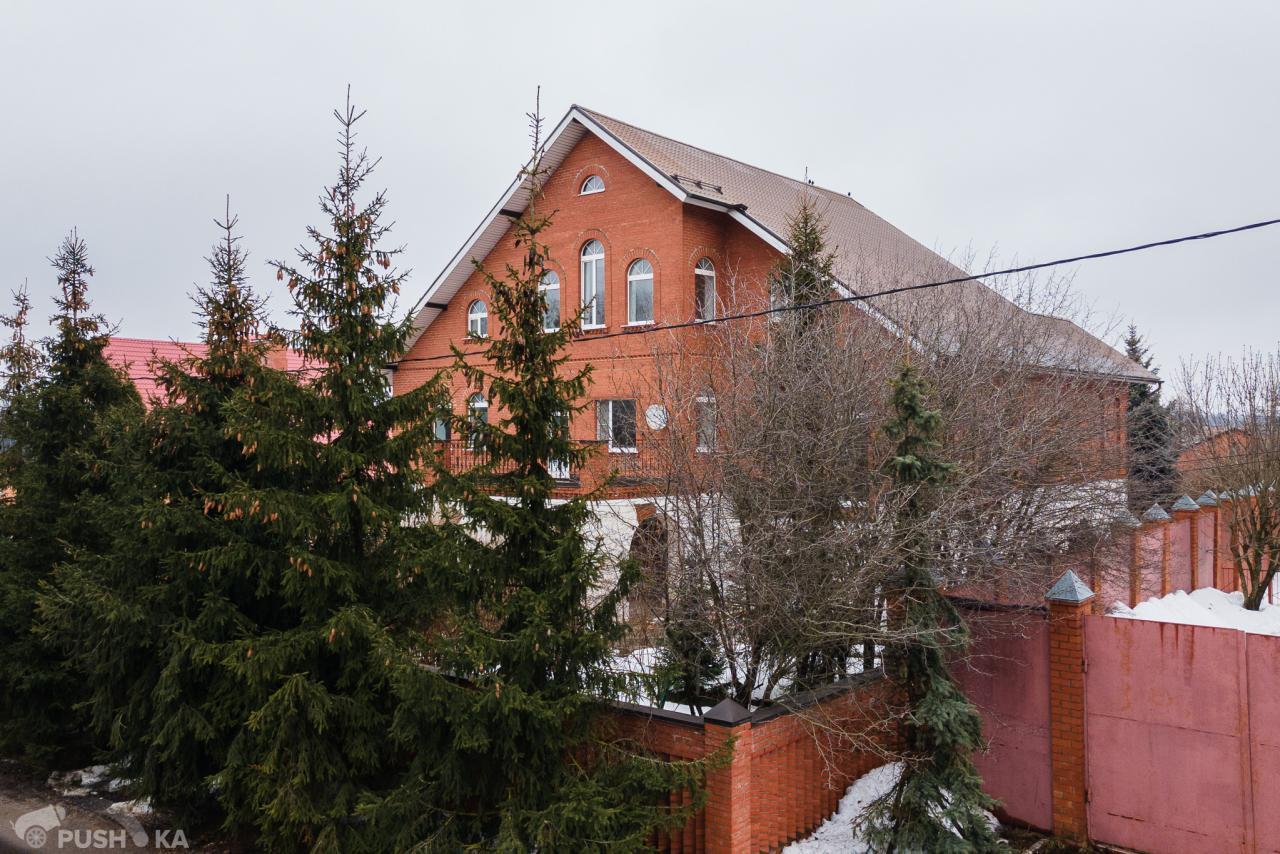 Продаётся  коттедж 600.0 кв.м.  за 22 000 000 руб