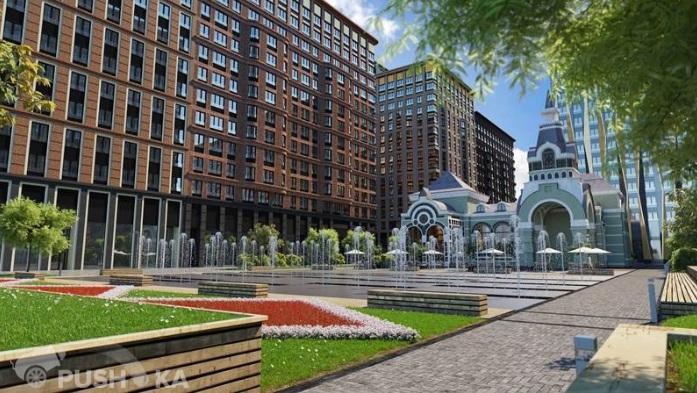 Продаётся 3-комнатная квартира в новостройке 79.0 кв.м. этаж 5/21 за 24 700 000 руб