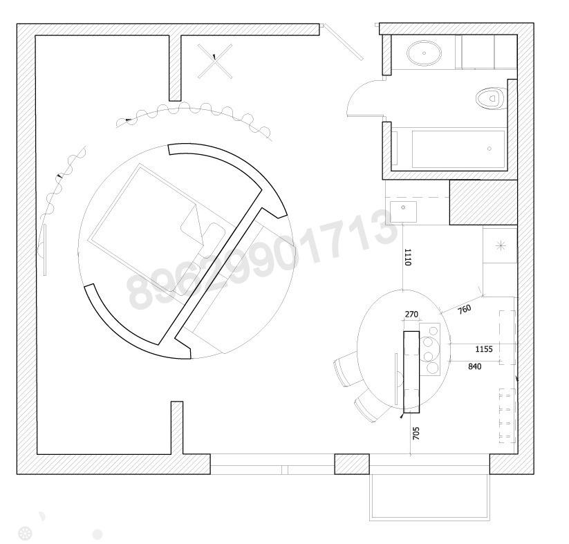 Продаётся 2-комнатная квартира 60.0 кв.м. этаж 5/6 за 23 200 000 руб