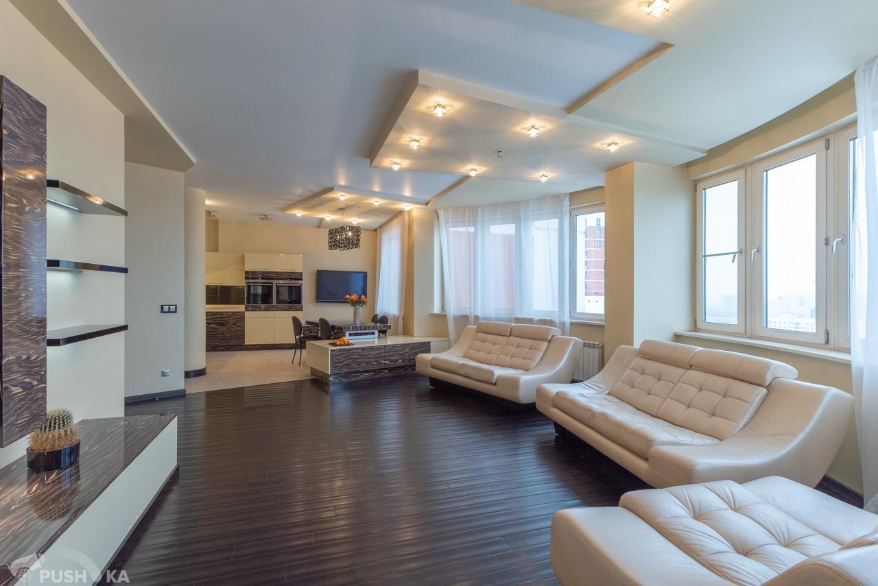 Продаётся 4-комнатная квартира 170.0 кв.м. этаж 19/25 за 39 000 000 руб