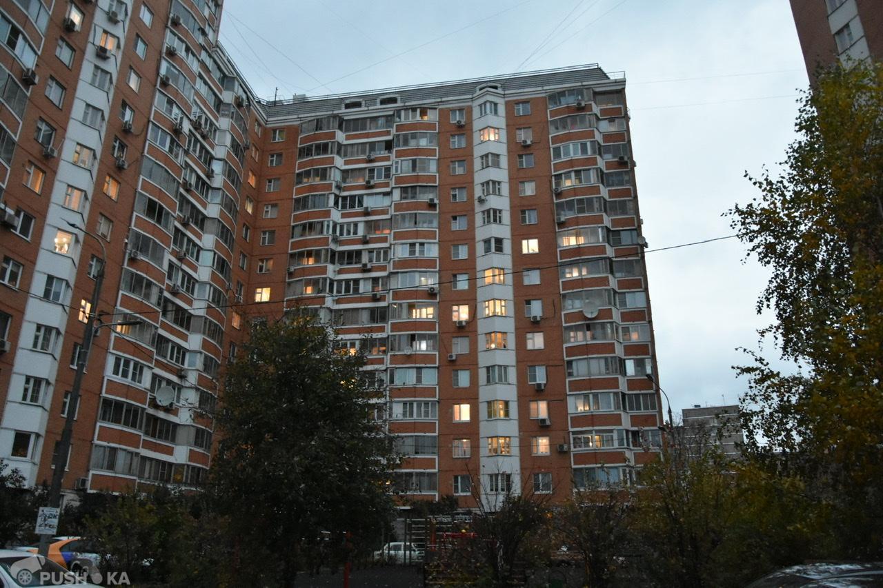 Продаётся 1-комнатная квартира 38.5 кв.м. этаж 13/17 за 8 500 000 руб