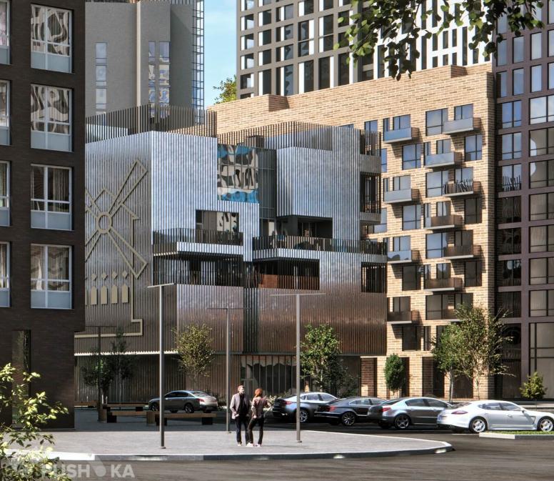 Продаётся 2-комнатная квартира в новостройке 45.0 кв.м. этаж 12/53 за 16 000 000 руб