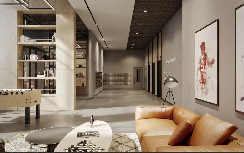 Продаётся 1-комнатная квартира в новостройке 23.0 кв.м. этаж 9/22 за 8 700 000 руб