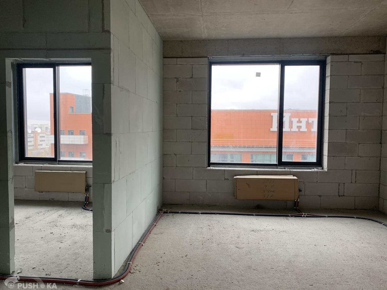 Продаётся 2-комнатная квартира 63.0 кв.м. этаж 14/27 за 16 300 000 руб