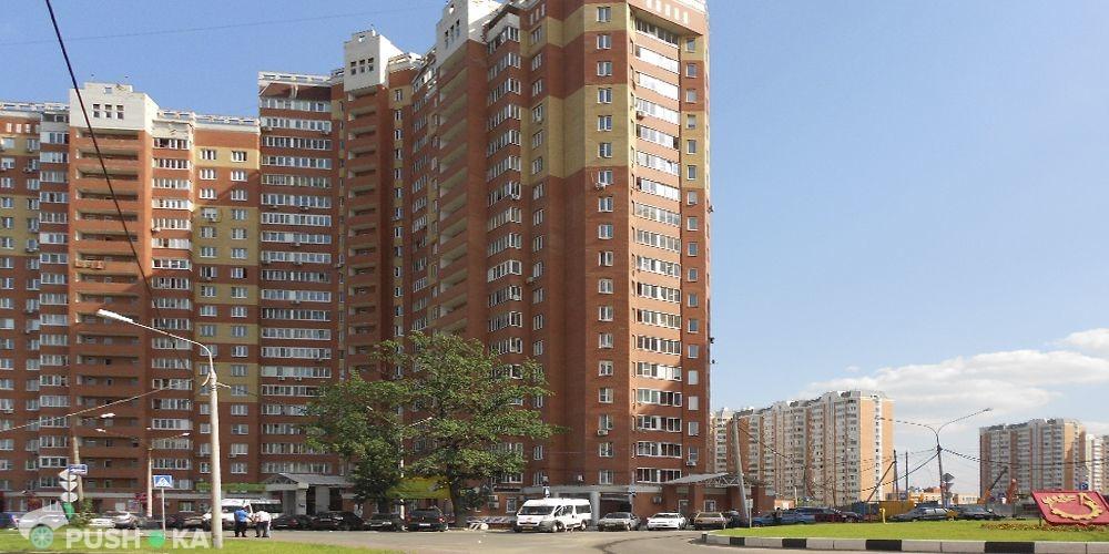 жилой микрорайон «1 Мая»