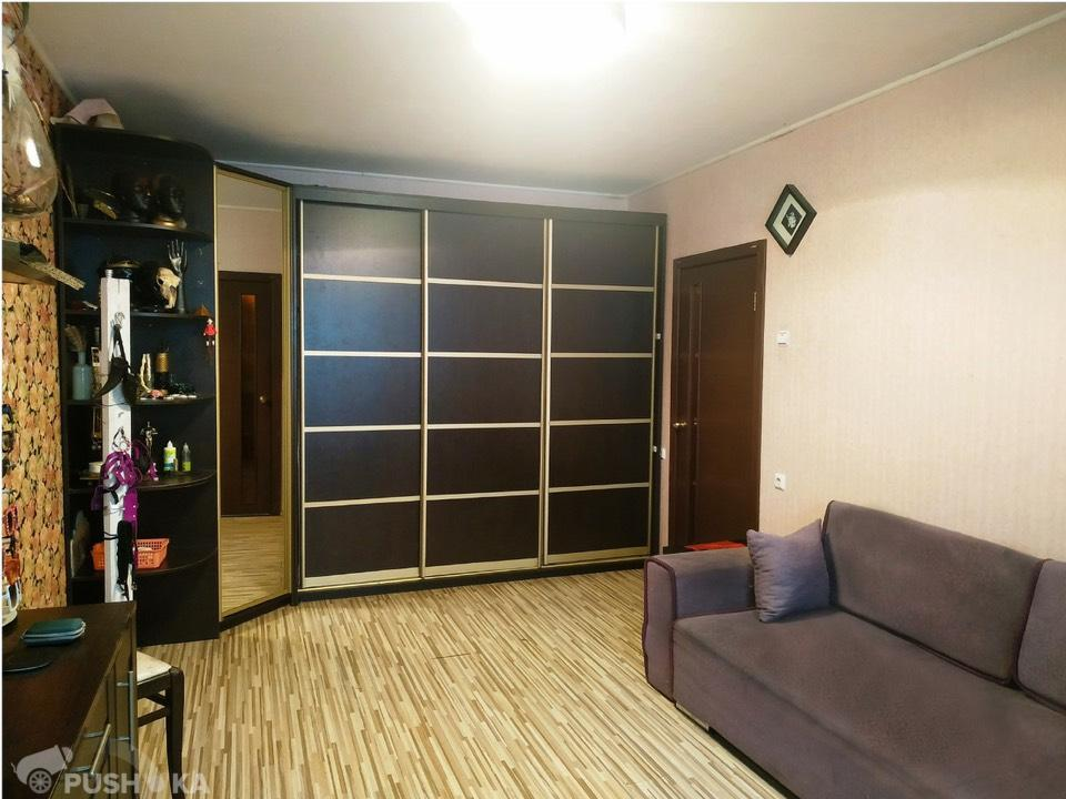 Продаётся 1-комнатная квартира 37.2 кв.м. этаж 6/17 за 4 500 000 руб