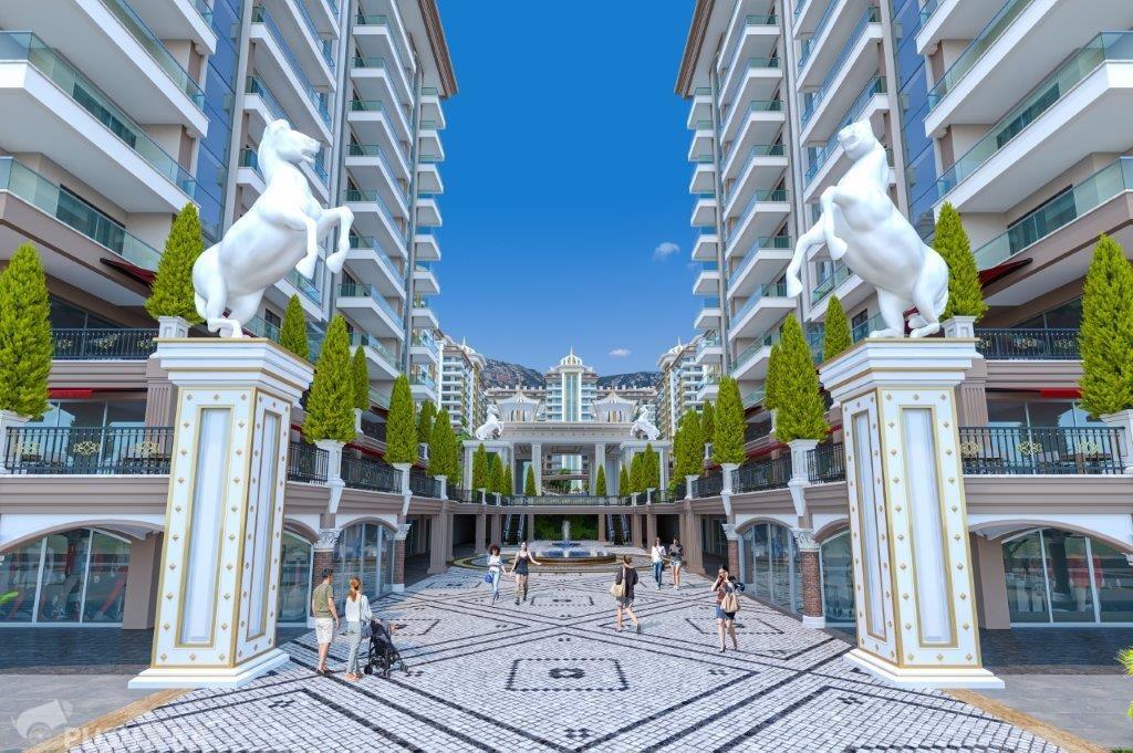 Продаётся 1-комнатная квартира в новостройке 68.0 кв.м. этаж 1/10 за 61 000 EUR