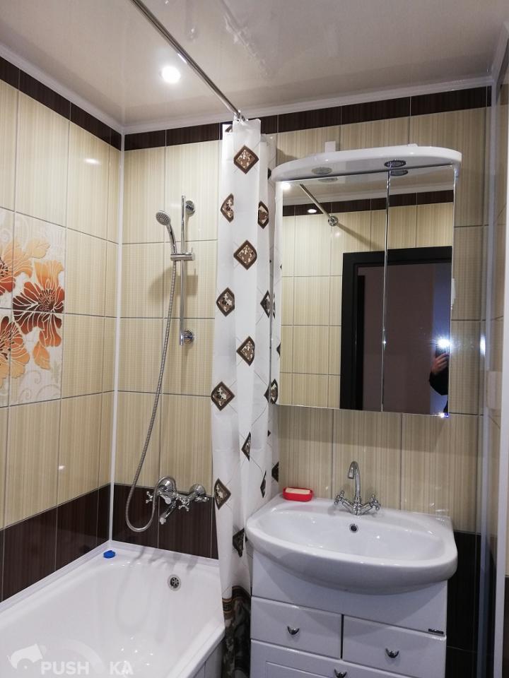 Сдаётся 1-комнатная квартира 40.0 кв.м. этаж 8/17 за 45 000 руб
