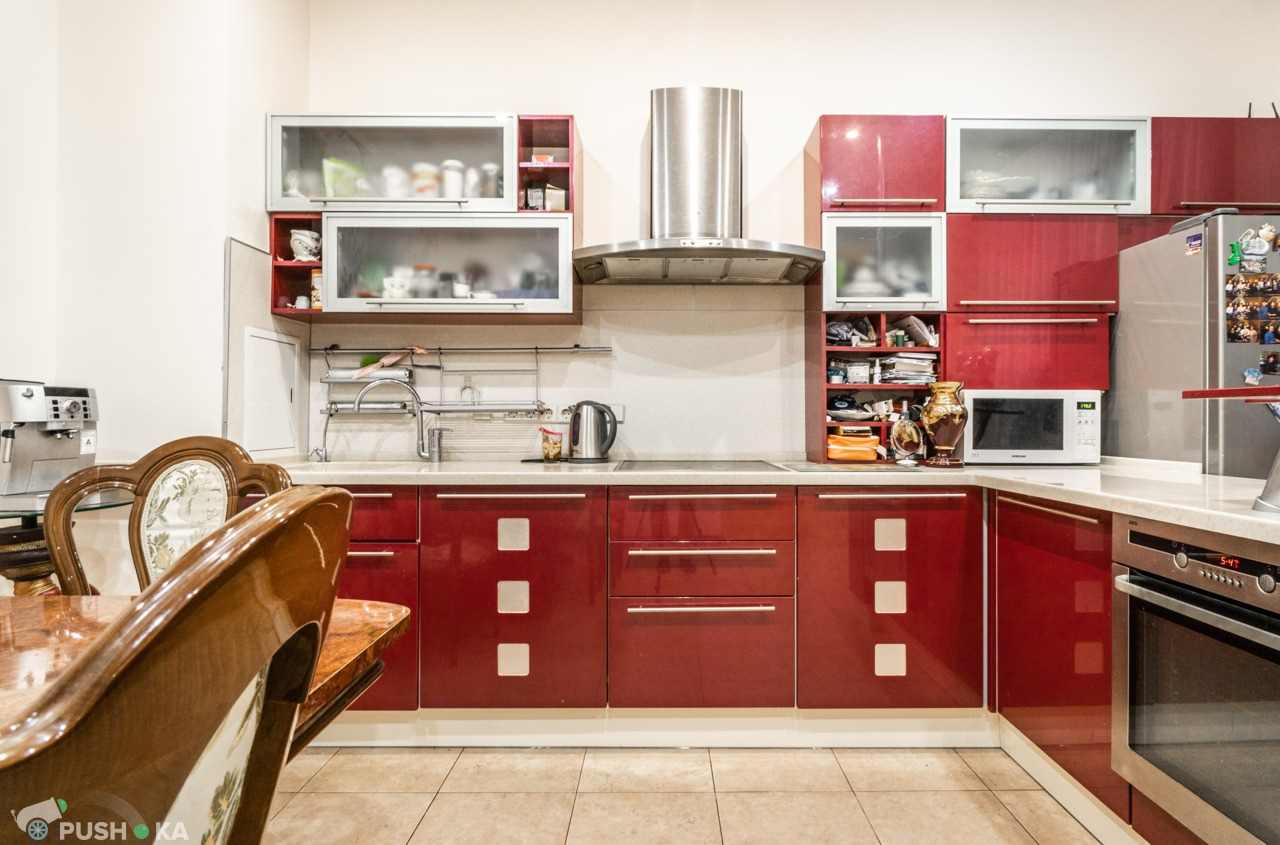 Сдаётся 3-комнатная квартира 146.0 кв.м. этаж 2/30 за 140 000 руб