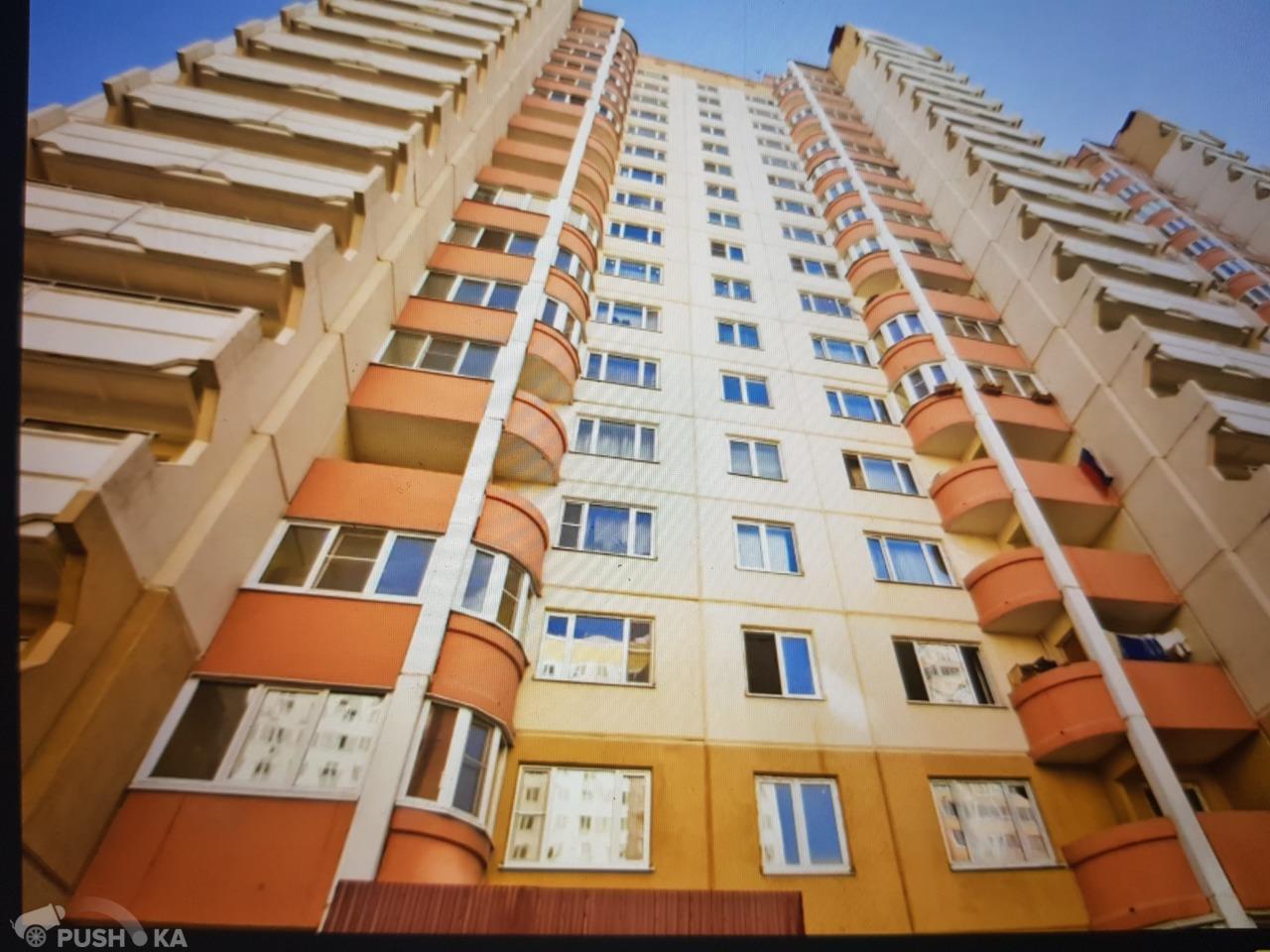 Сдаётся 1-комнатная квартира 40.0 кв.м. этаж 4/17 за 31 000 руб
