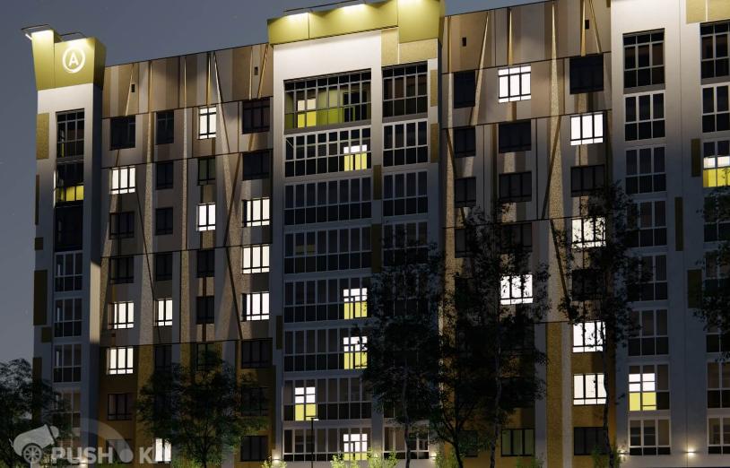 Продаётся 3-комнатная квартира в новостройке 88.0 кв.м. этаж 3/9 за 6 655 273 руб