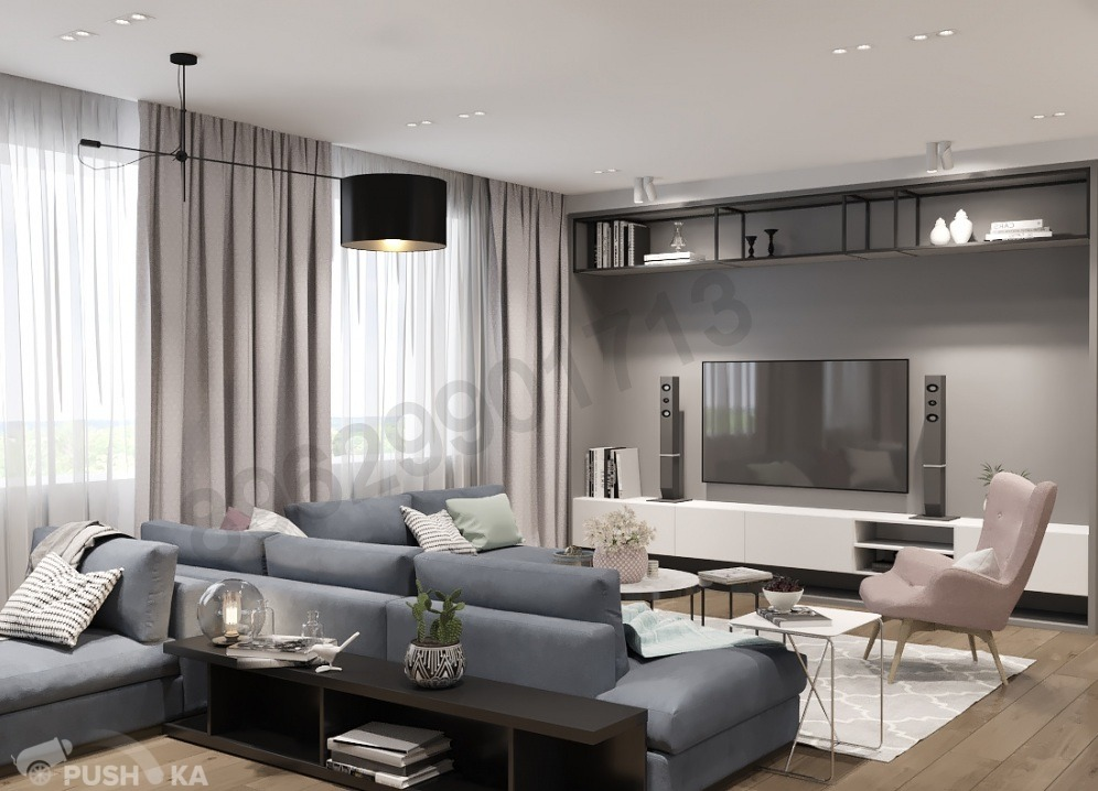Продаётся 5-комнатная квартира 277.0 кв.м. этаж 6/6 за 84 000 000 руб