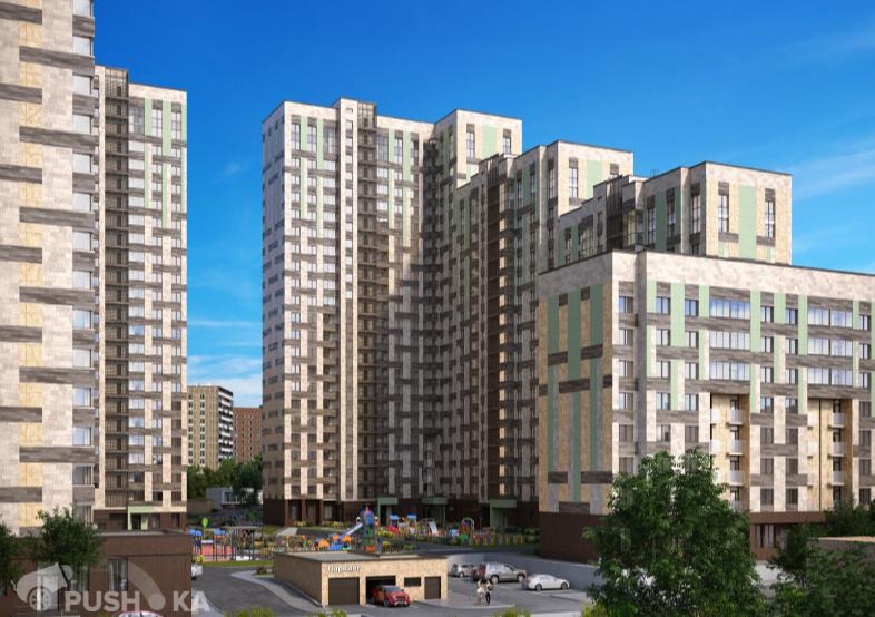 Продаётся 3-комнатная квартира в новостройке 86.0 кв.м. этаж 6/22 за 17 900 000 руб