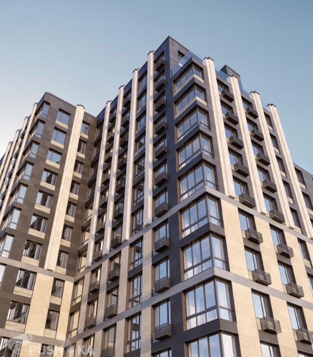 Продаётся 2-комнатная квартира в новостройке 53.0 кв.м. этаж 12/26 за 17 600 000 руб