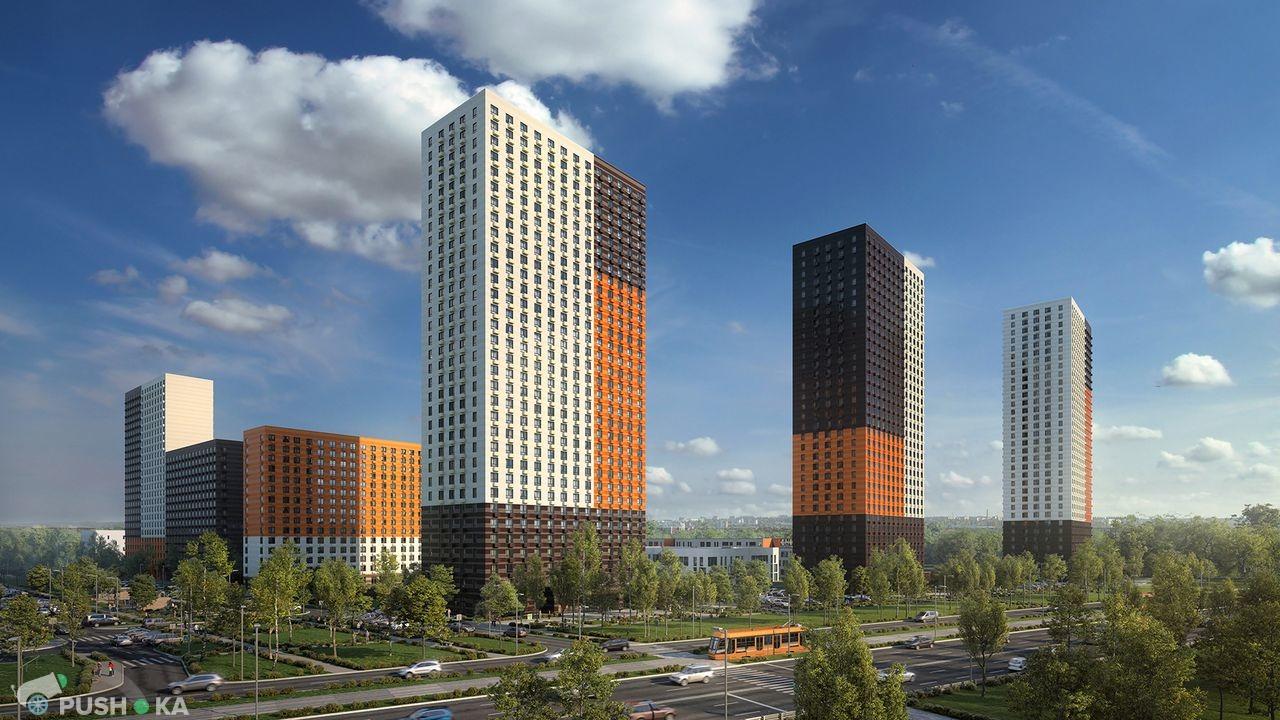 жилой комплекс «Полярная 25»