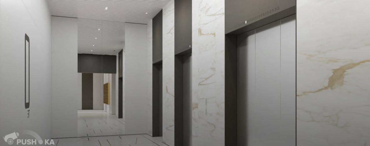 Продаётся 3-комнатная квартира в новостройке 67.0 кв.м. этаж 3/27 за 24 000 000 руб