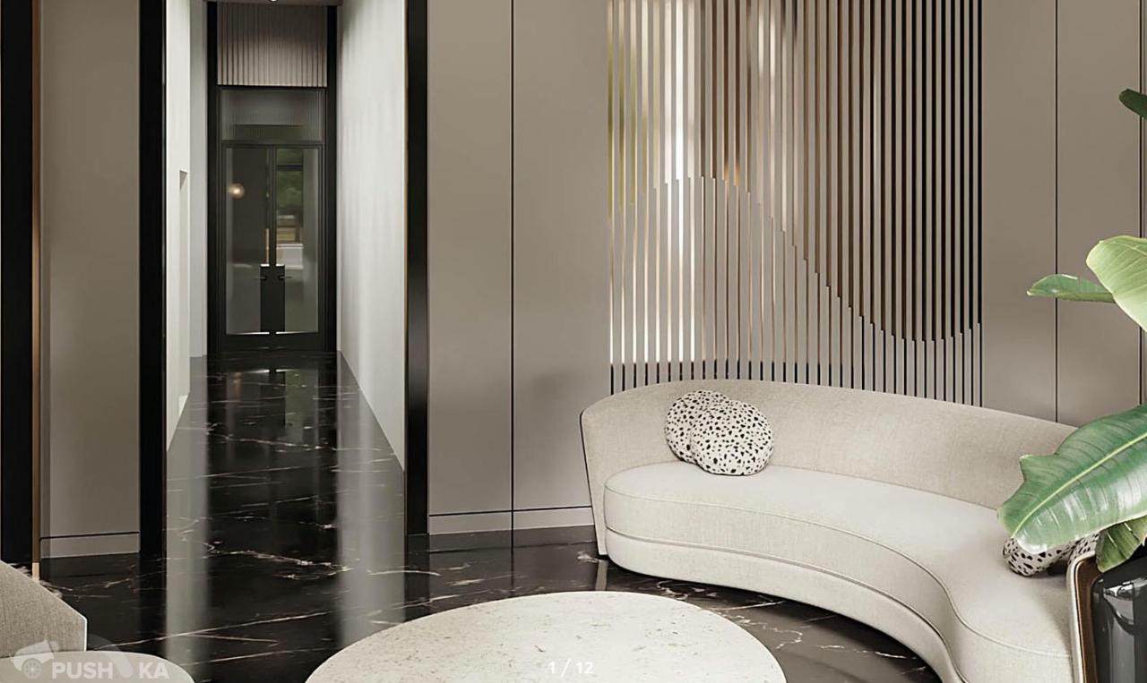 Продаётся 2-комнатная квартира в новостройке 45.0 кв.м. этаж 14/41 за 20 000 000 руб