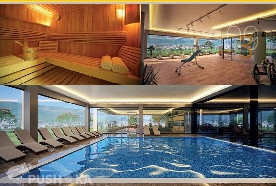 Продаётся 1-комнатная квартира в новостройке 62.0 кв.м. этаж 5/6 за 44 000 EUR