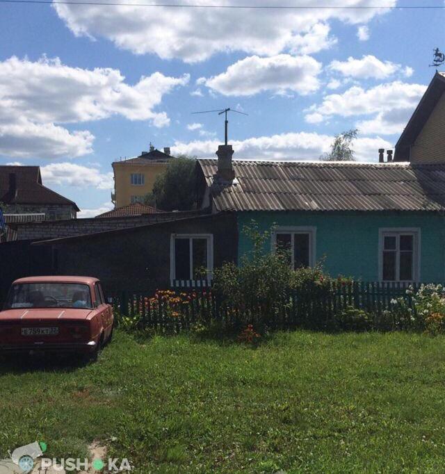 Купить  часть дома г Брянск, ул Коммунальная, д 35  - , объявление №392
