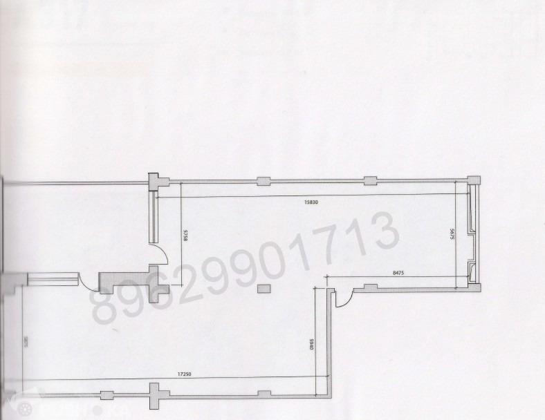 Продаётся 4-комнатная квартира 261.0 кв.м. этаж 3/6 за 55 000 000 руб