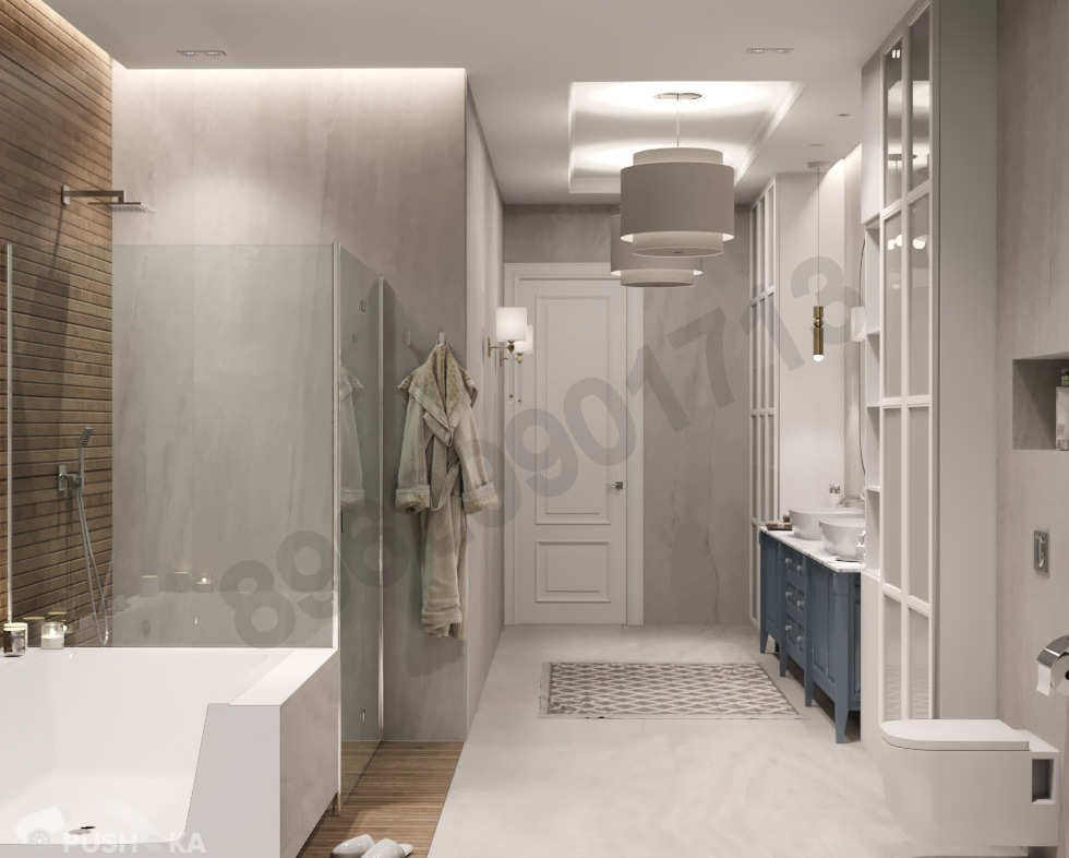 Продаётся 4-комнатная квартира 224.0 кв.м. этаж 4/6 за 56 300 000 руб