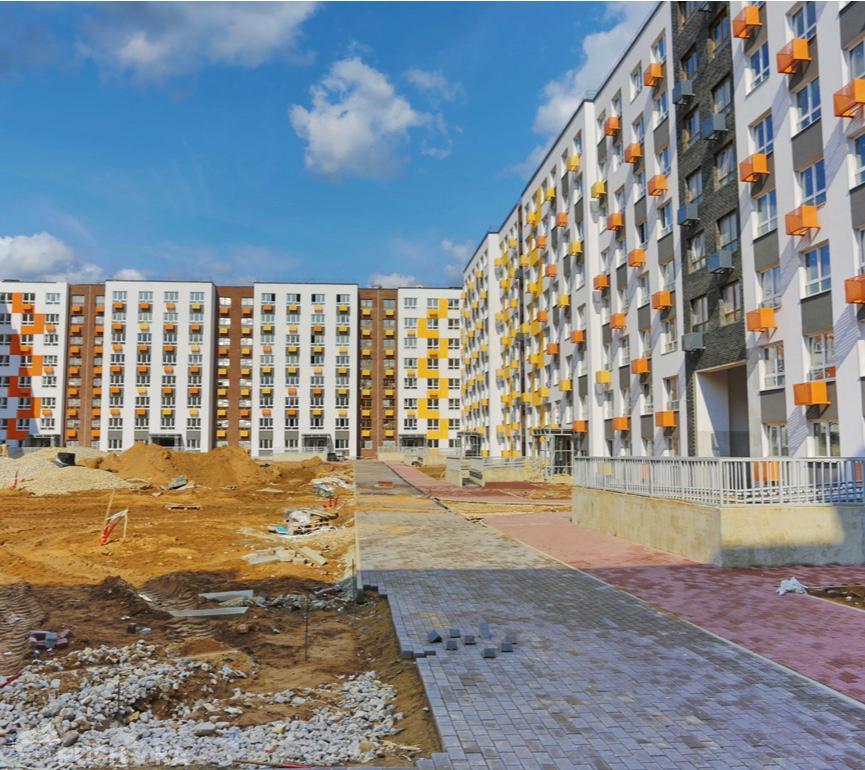 Продаётся 1-комнатная квартира в новостройке 38.7 кв.м. этаж 3/23 за 8 000 000 руб
