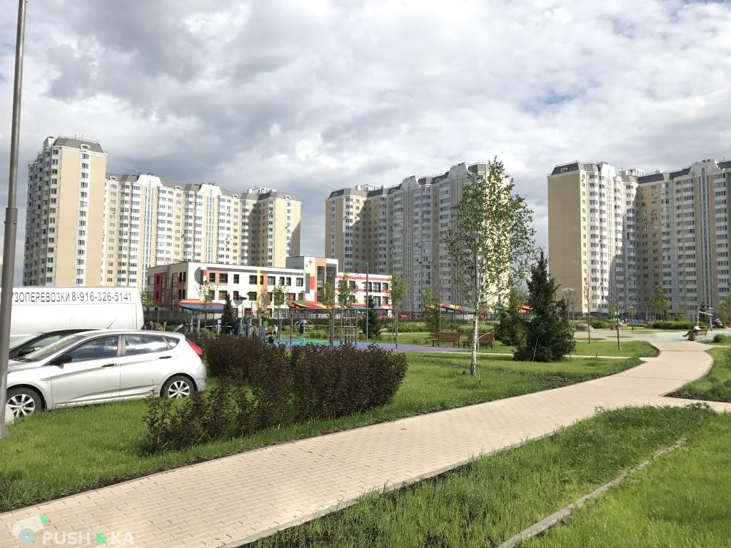 Арендовать двухкомнатную квартиру г Москва, поселение Московский, г Московский, ул Никитина, д 16  - World Real Estate Service «PUSH-KA», объявление №19