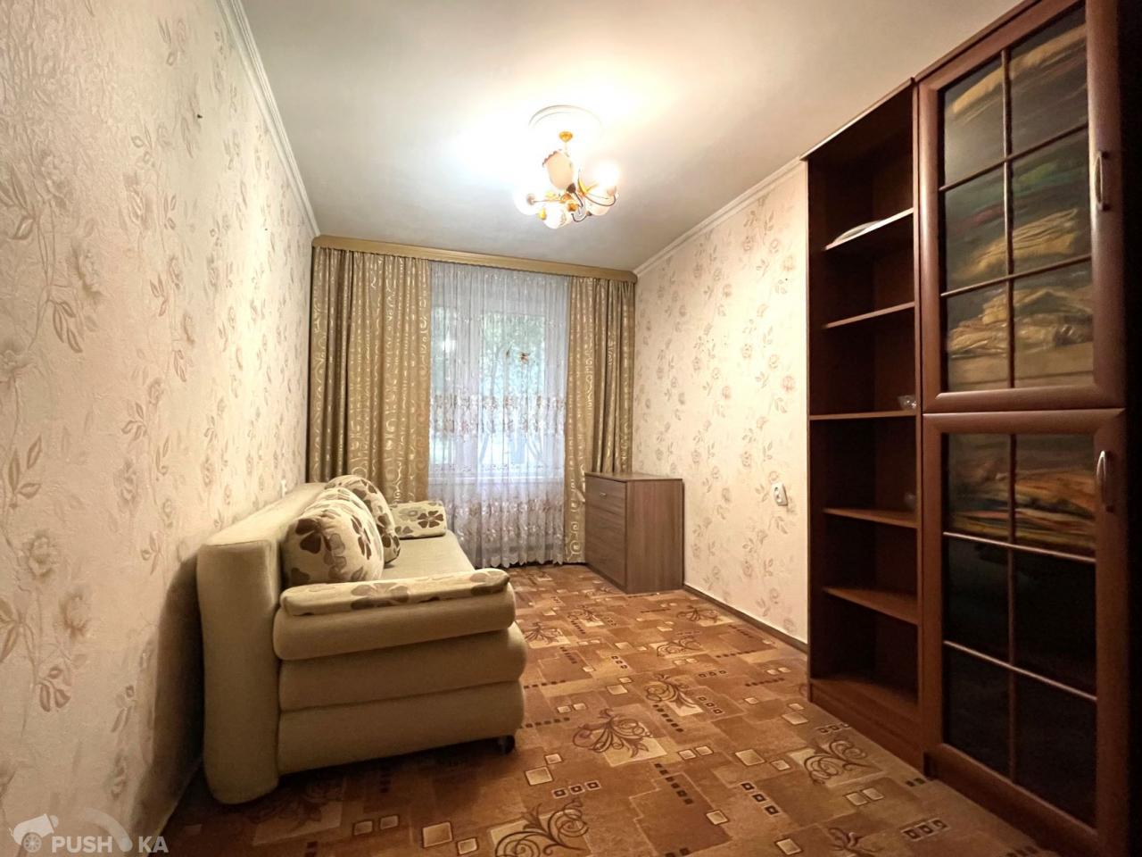 Продаётся 3-комнатная квартира 57.0 кв.м. этаж 1/9 за 10 950 000 руб
