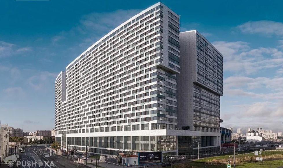 Продаётся 2-комнатная квартира 97.0 кв.м. этаж 5/23 за 28 000 000 руб