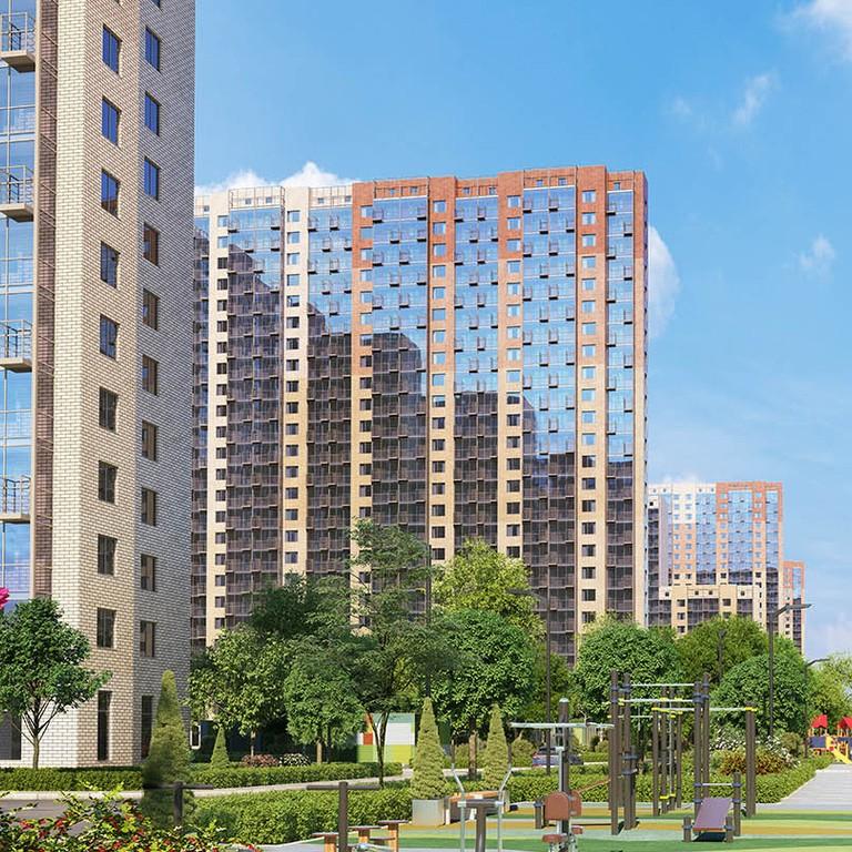 Продаётся 3-комнатная квартира в новостройке 76.1 кв.м. этаж 8/25 за 12 008 082 руб