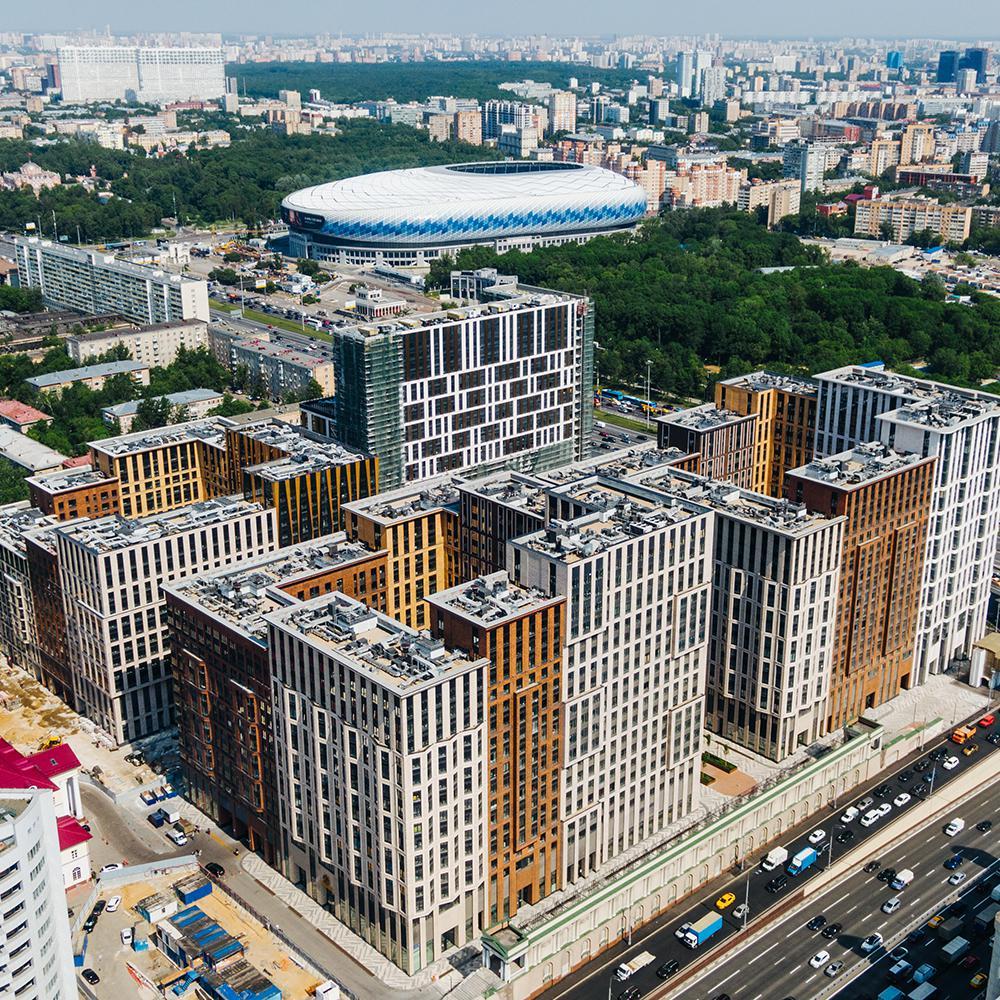 МФК «Царская площадь»