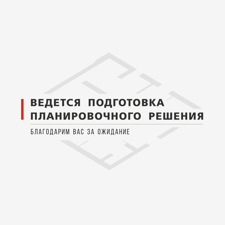 Продаётся 1-комнатная квартира в новостройке 46.6 кв.м. этаж 20/21 за 25 923 094 руб