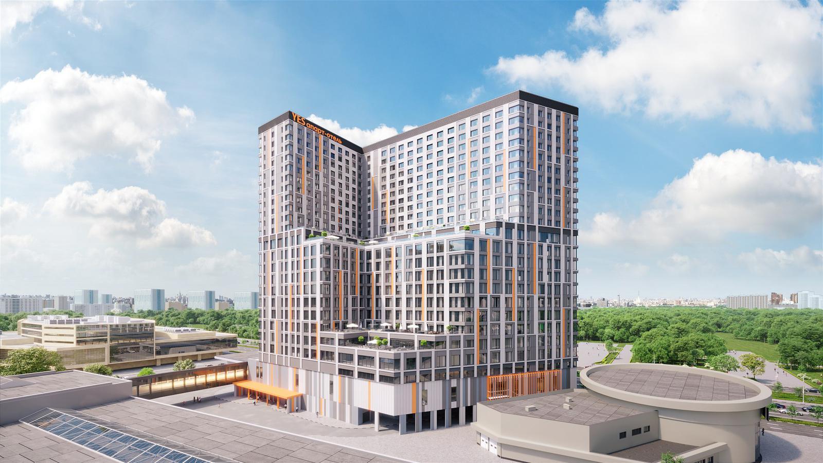 Продаётся 3-комнатная квартира в новостройке 89.4 кв.м. этаж 21/25 за 23 327 031 руб